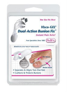 Bunion spacer conservative bunion pain option before surgery in southern california