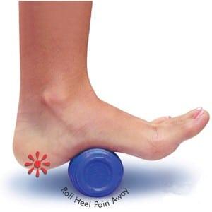 Cure heel pain