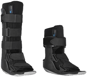 Walking Boot for Achilles Tendon Rupture orange county