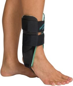 how to pick the correct ankle brace for my messed up ankle